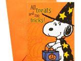 Hallmark Halloween Party Invitations Peanuts Halloween Party Invitations 10 Invitations