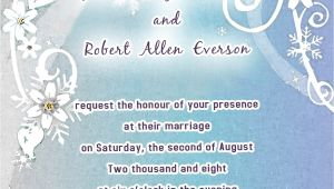 Hallmark Party Invitations Templates Hallmark Wedding Invitation Template