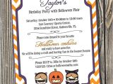 Halloween Birthday Party Custom Invitations Inspiration Studio 39 S Vendor Listing Catch My Party