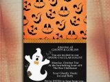 Halloween Birthday Party Invite Templates Halloween Birthday Invitation Wording Festival Collections