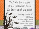 Halloween Party Invitation Ideas Birthday Invitations Spectacular Halloween Birthday