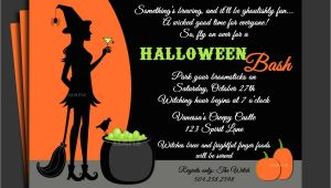 Halloween Party Invitation Ideas Halloween Party Invitation Ideas