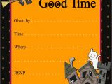 Halloween Party Invite Template Free Free Halloween Flyer Invitations Printable