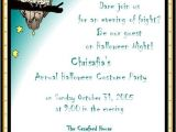 Halloween Party Invite Wording for Adults Adult Halloween Party Invitation Wording A Birthday Cake