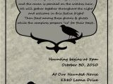 Halloween Party Poem Invite 1000 Images About Halloween Invitations On Pinterest
