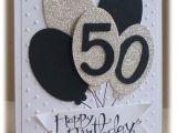 Handmade 50th Birthday Invitations Handmade 50th Birthday Cards for Dad Google Search