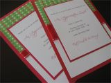 Handmade Christmas Party Invitation Ideas Handmade Party Invitations Cimvitation
