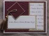 Handmade Graduation Invitations Graduation Announcement Birthday Card Homemade