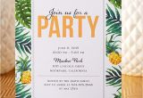 Handmade Pool Party Invitation Ideas Best 25 Party Invitations Ideas On Pinterest