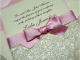Handmade Quinceanera Invitations Latest Designs Elegant Wedding Invitations Custom