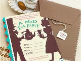 Handmade Tea Party Invitations 27 Best Alice In Wonderland Party Halloween Images On