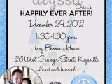 Happily Ever after Bridal Shower Invitations Announcements to Ponder Happily Ever after Cinderella