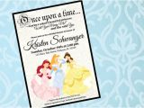 Happily Ever after Bridal Shower Invitations Custom Invitation Happily Ever after Bridal Shower themed