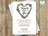 Happily Ever after Bridal Shower Invitations Happily Ever after Bridal Shower Invitation