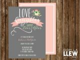 Happily Ever after Bridal Shower Invitations Love Laughter & Happily Ever after Bridal Shower by Oohlallew