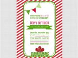 Happy Birthday Jesus Party Invitations Happy Birthday Jesus Printable Invitation Professional