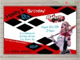 Harley Quinn Birthday Party Invitations Harley Quinn Invitation top Party themes Pinterest