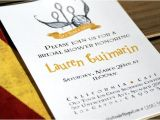 Harry Potter themed Bridal Shower Invitations 50 Best Harry Potter Ideas for Weddings