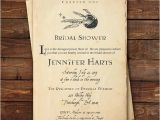 Harry Potter themed Bridal Shower Invitations Harry Potter Bridal Shower Invitation Harry Potter Baby