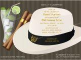 Havana Nights Party Invitation Havana Nights Party Invitation Qty 25 100 by socialimagesinc