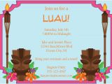 Hawaiian Party Invitations Free Printable 9 Best Images Of Free Printable Luau Flyers Free