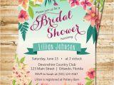 Hawaiian themed Bridal Shower Invitations Best 25 Luau Bridal Shower Ideas On Pinterest