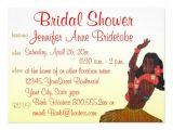 Hawaiian themed Bridal Shower Invitations Templates Bridal Shower Invitations Free Hawaiian themed Bridal
