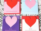 Heart Shaped Birthday Invitations New Cute Lovely 3pcs Heart Shaped Birthday Christmas
