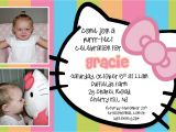 Hello Kitty 2nd Birthday Invitation Wording Brynn S Birthday Bash