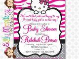 Hello Kitty Baby Shower Invitations Free Hello Kitty Baby Shower Invitation Charite S Baby Shower