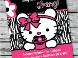 Hello Kitty Baby Shower Invitations Free Hello Kitty Baby Shower Invitations