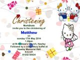 Hello Kitty Baptismal Invitation Layout 30 attractive Free Hello Kitty Invitations that You Will