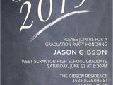 High School Graduation Invitation Ideas Printable Graduation Party Invitation Graduation