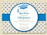 High School Graduation Open House Invitations Graduation Invitation Open House Invitation by Mommiesink