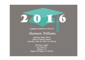 High School Graduation Party Invites High School Graduation Invitations Grad Party Invites
