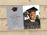 High School Graduation Party Invites Photo Graduation Invitation High School Graduation
