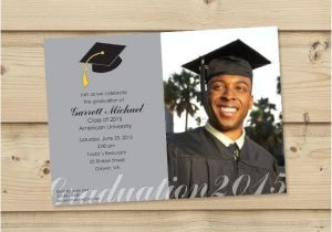 High School Graduation Party Invites Photo Graduation Invitation High School Graduation