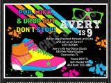 Hip Hop Party Invitations Free Hip Hop Party Invitations Oxsvitation Com