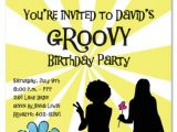 Hippie Party Invitations 60 39 S Hippies Style Invitations Myexpression 20725
