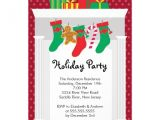 Holiday Open House Party Invitations Christmas Open House Christmas Holiday Party Invitation Zazzle