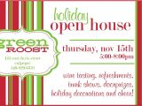 Holiday Open House Party Invitations Christmas Quotes About Open House Quotesgram