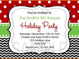 Holiday Party Invitation Etiquette 9 Free Office Holiday Party Invitation Template St