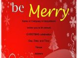 Holiday Party Work Invite Work Christmas Party Invitation Template Best Template Idea
