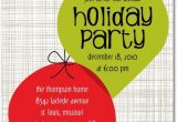 Holiday Party Work Invite Work Christmas Party Invitations Cimvitation