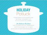 Holiday Potluck Party Invitation Wording 10 Potluck Party Invitations