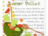 Holiday Potluck Party Invitation Wording Funny Potluck Invitation Wording
