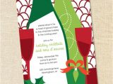 Holiday Wine Tasting Party Invitations Sweet Wishes Holiday Wine Tasting Cocktail Party