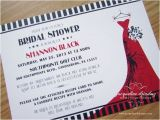 Hollywood Bridal Shower Invitations Old Hollywood Bridal Shower Invitation Printable Bridal