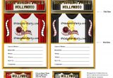 Hollywood Party Invites Printable Printable Hollywood Movie Party Supplies Movie theme
