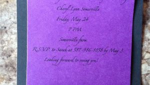 Homemade Bachelorette Party Invitations Homemade Bachelorette Party Invitations